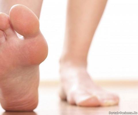 Почему немеют ноги ниже колен причины
